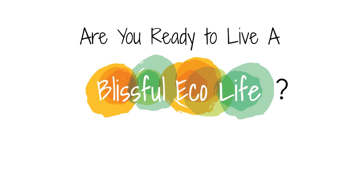 Blissful Eco Life title