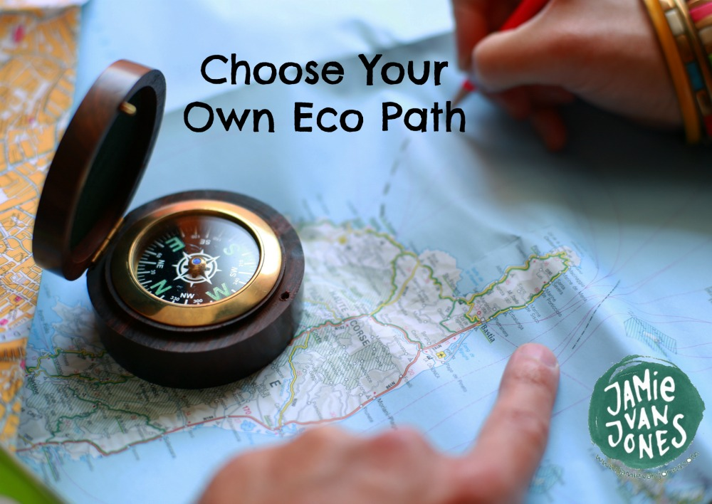 Your Own Eco Path