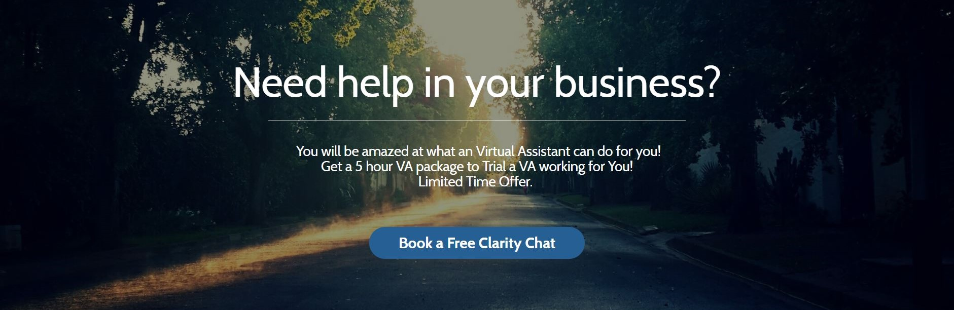 Need Help in Your Business?